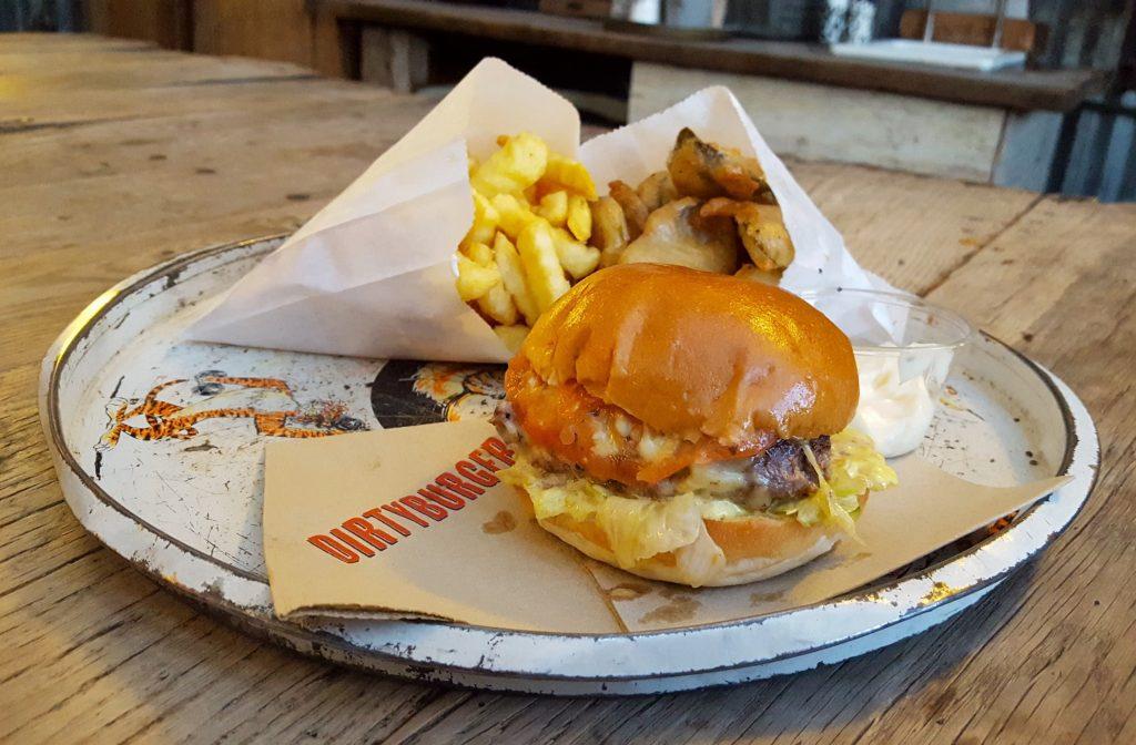 Dirty Burger, Kentish Town
