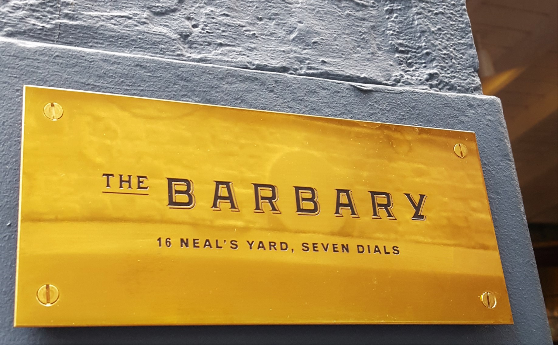 The Barbary Blogger Review