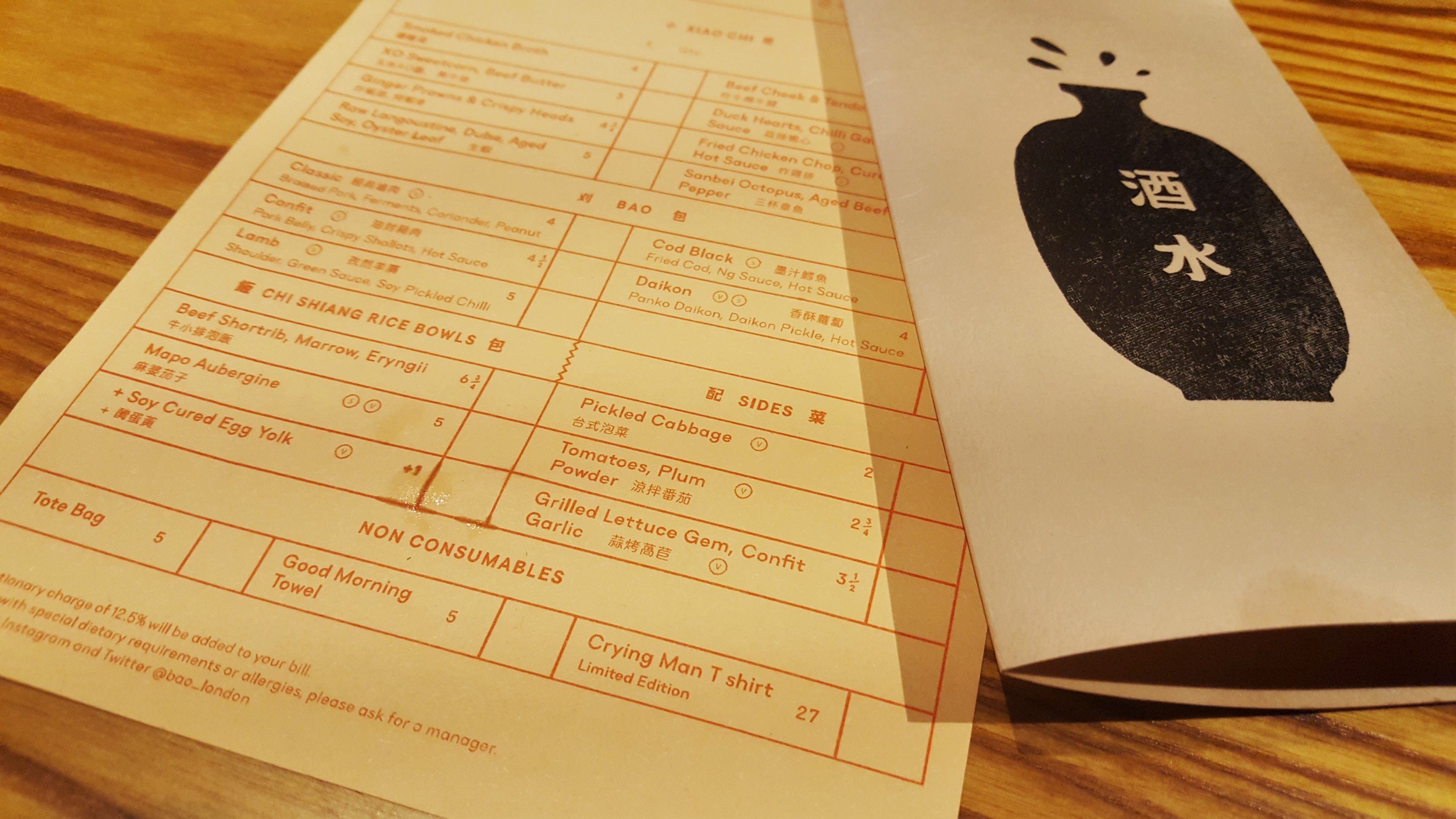 Bao Fitzrovia Review