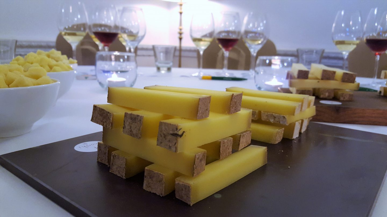 Comté Cheese & Wine Pairing Masterclass