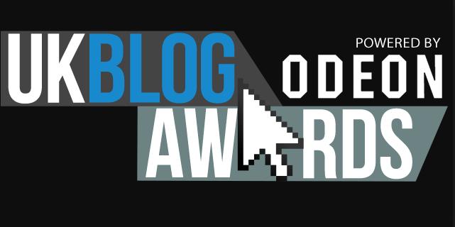 UK Blog Award Nomination