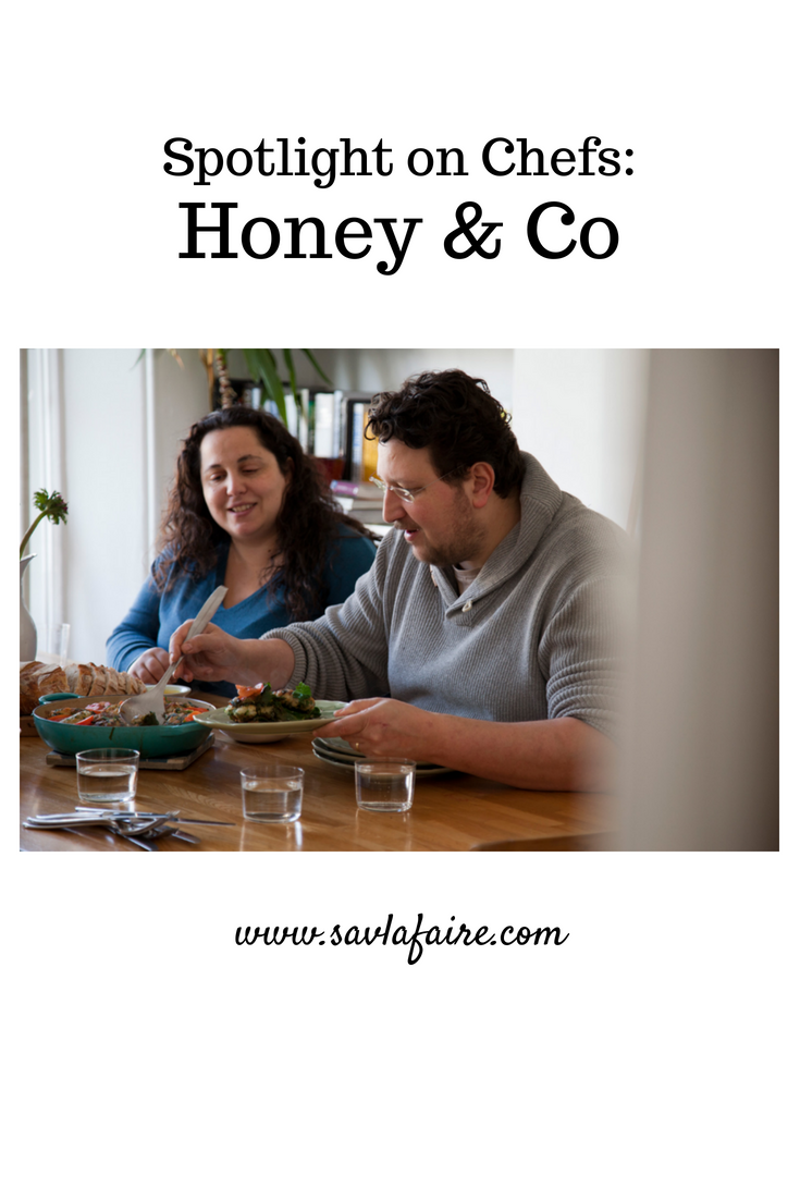 Spotlight on Chefs - Honey & Co Interview