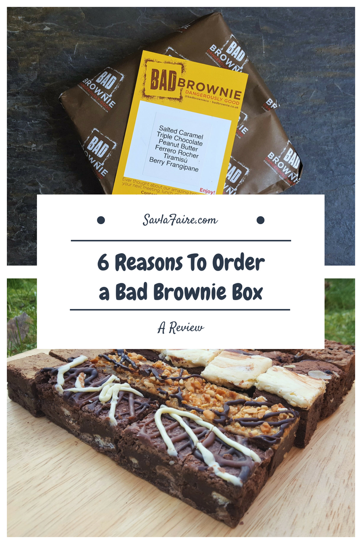 Bad Brownie Review