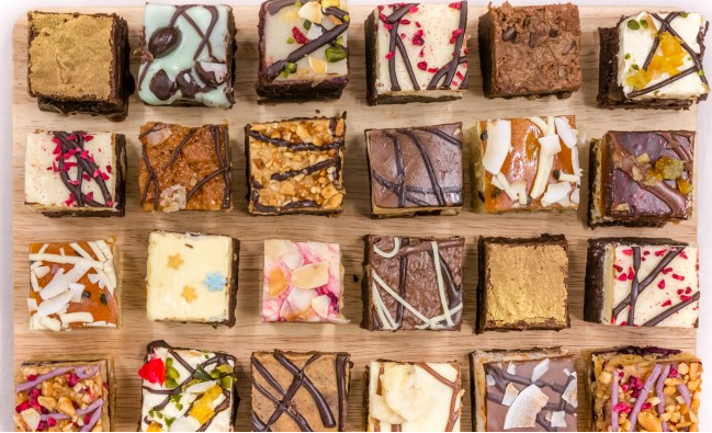 Bad Brownie Review: Selection Box