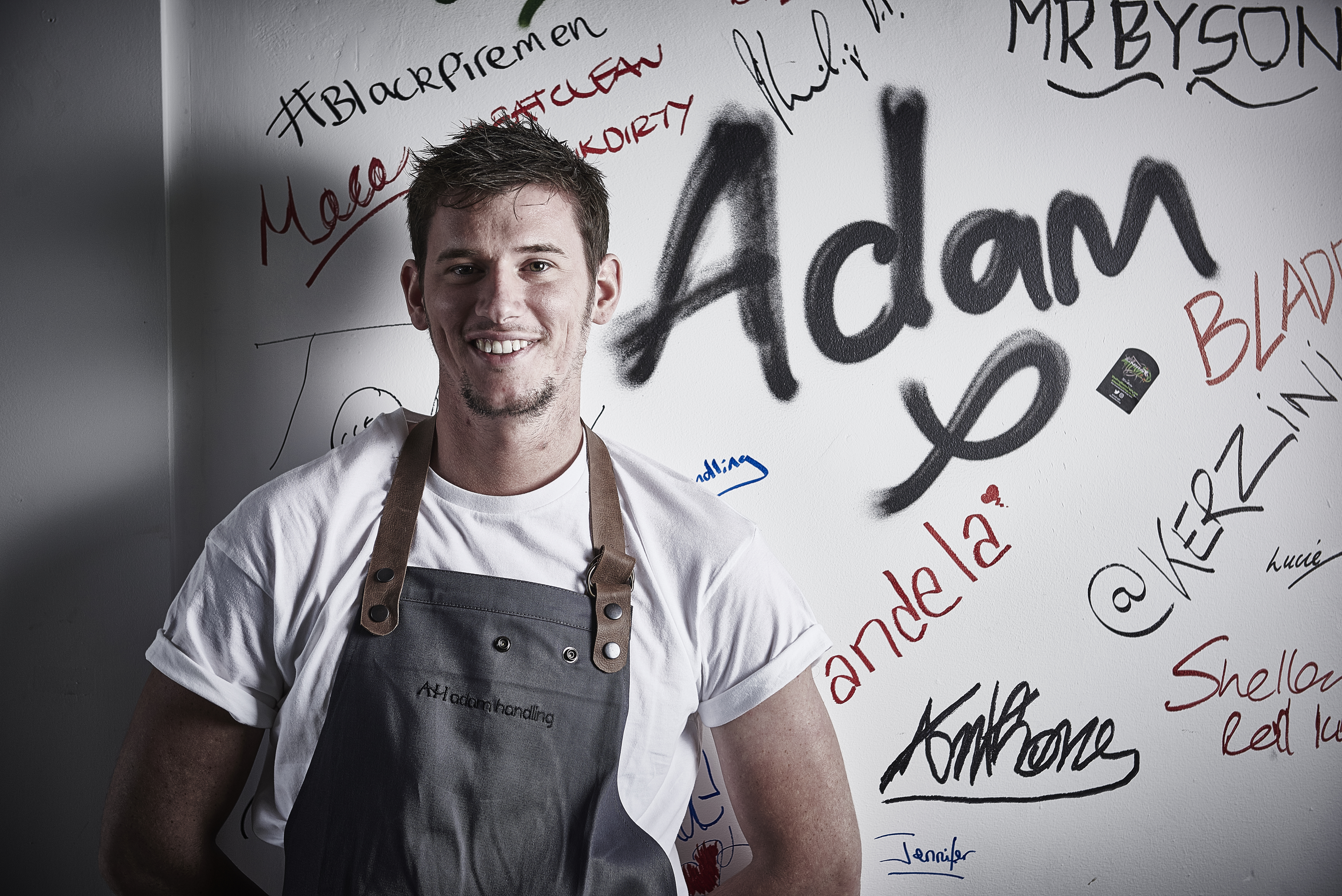 Adam Handling Interview