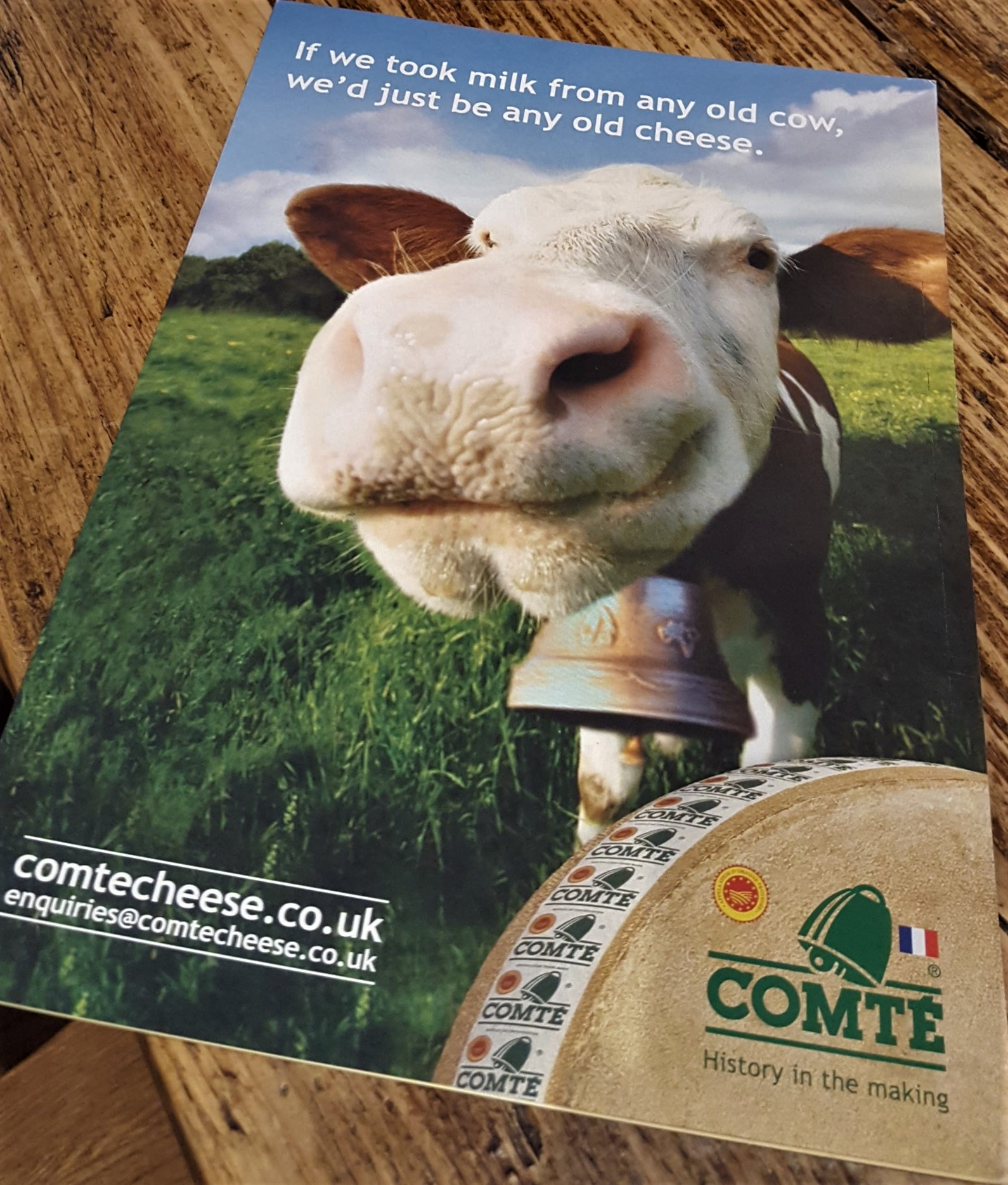 Better with Comté