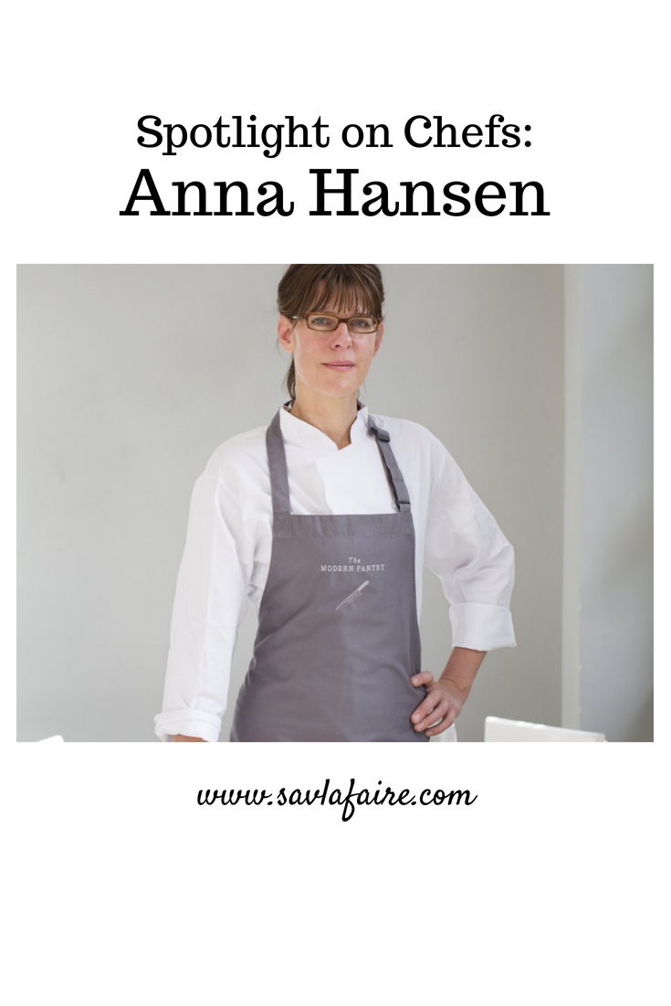 Anna Hansen Interview