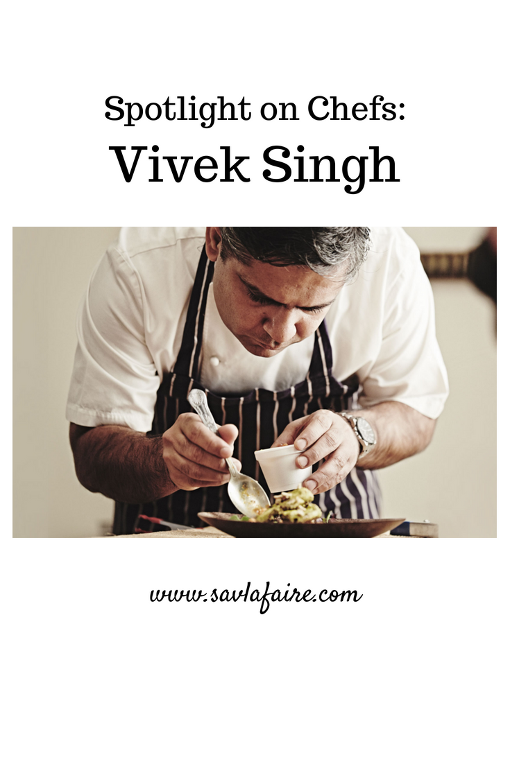 Vivek Singh Interview