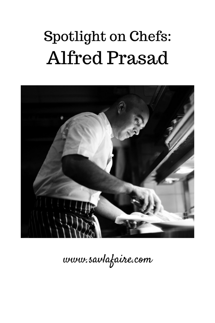 Alfred Prasad Interview