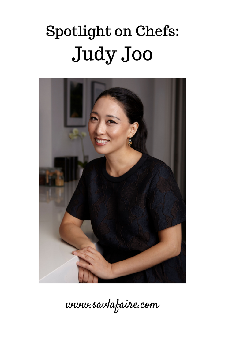 Judy Joo Interview