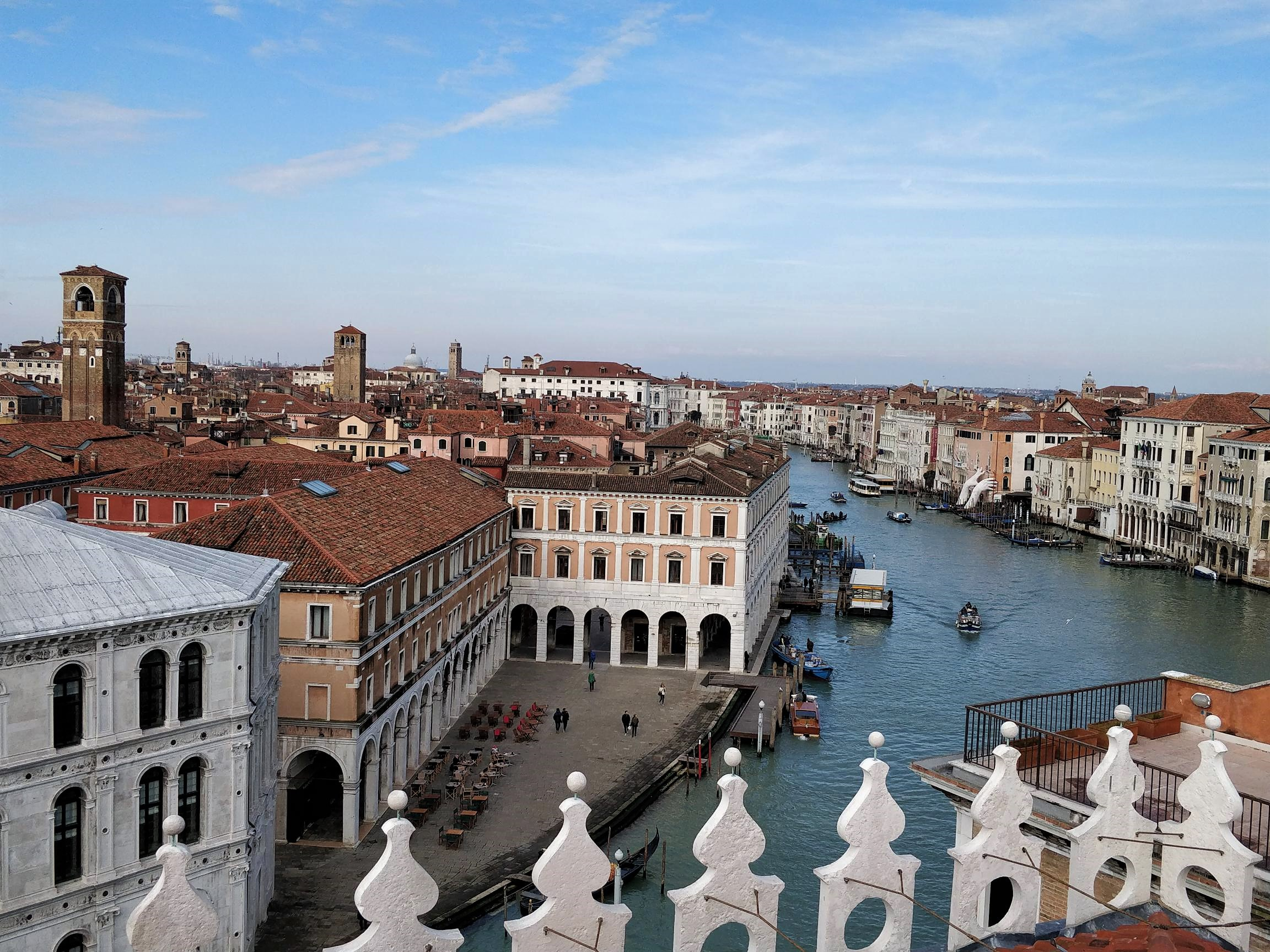 Top 3 Restaurants in Venice