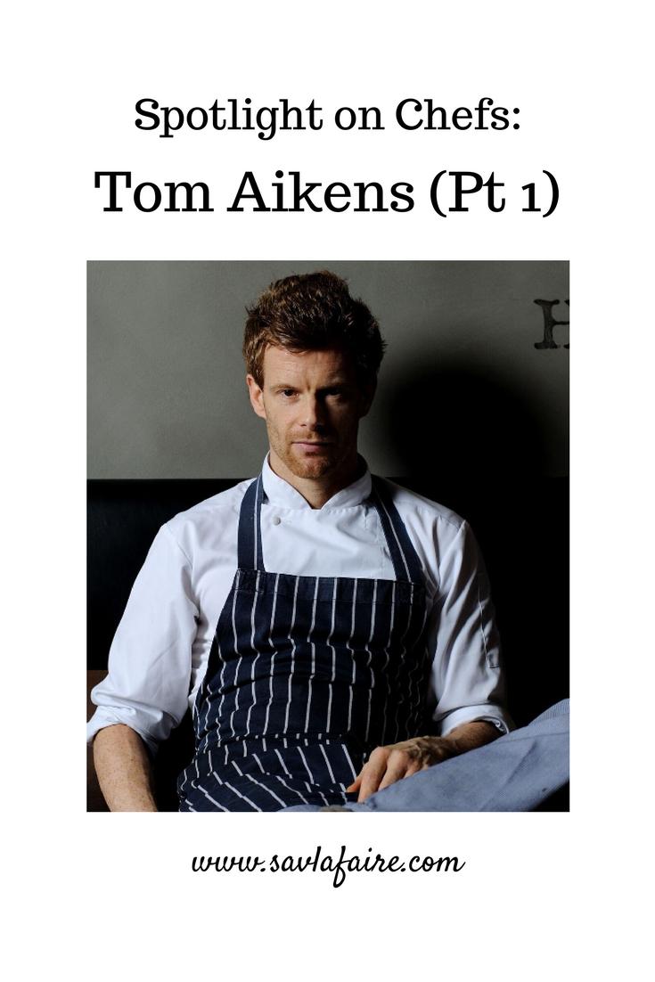 Tom Aikens Interview Part 1