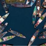 floating market india