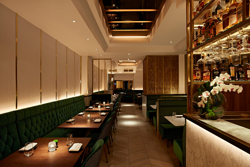 Indian Accent London Review