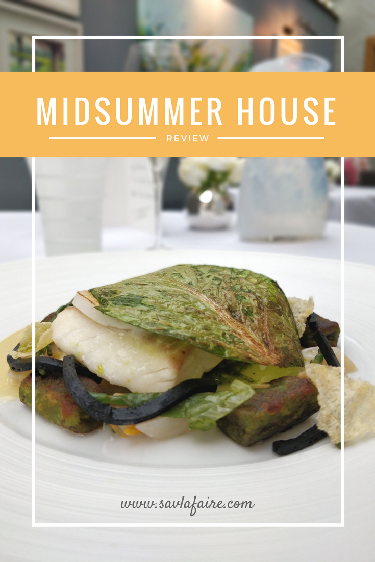 Midsummer House Review