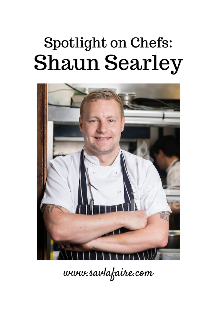Shaun Searley Interview
