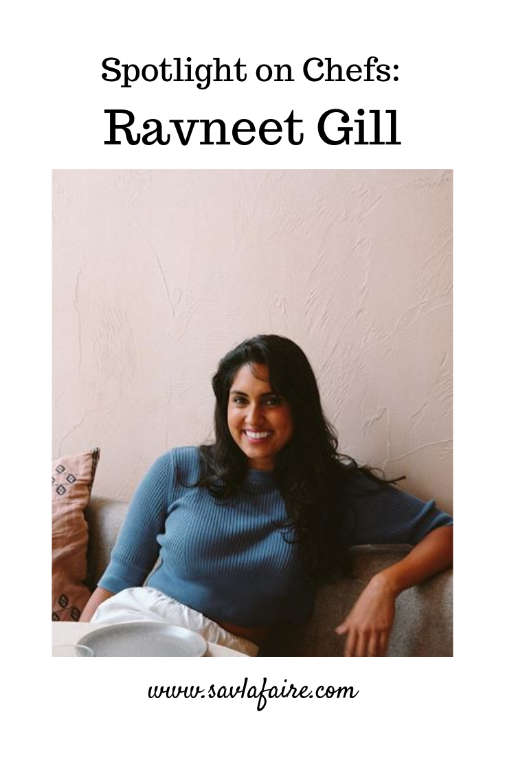 Ravneet Gill Interview