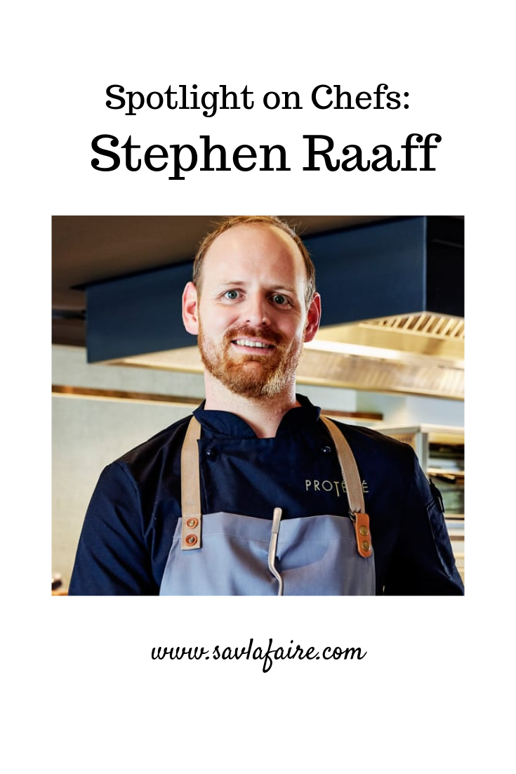 Stephen Raaff Interview