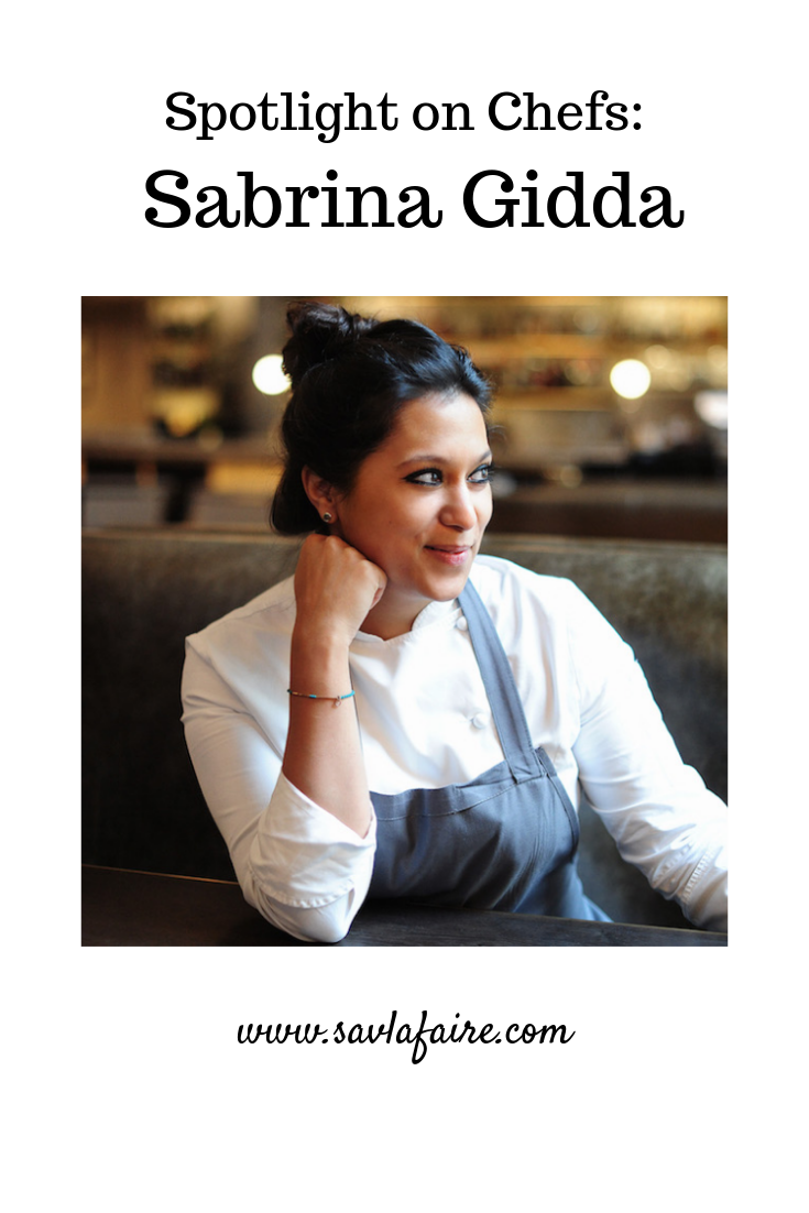 Sabrina Gidda Interview