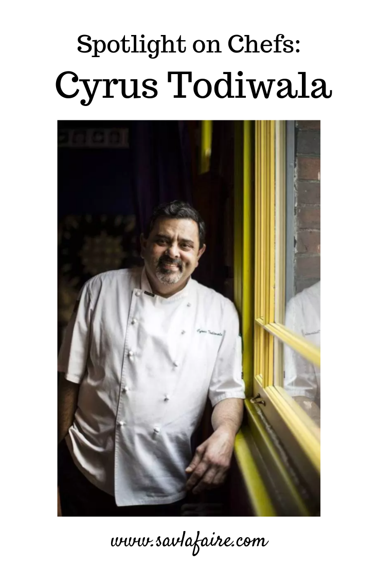 Cyrus Todiwala Interview