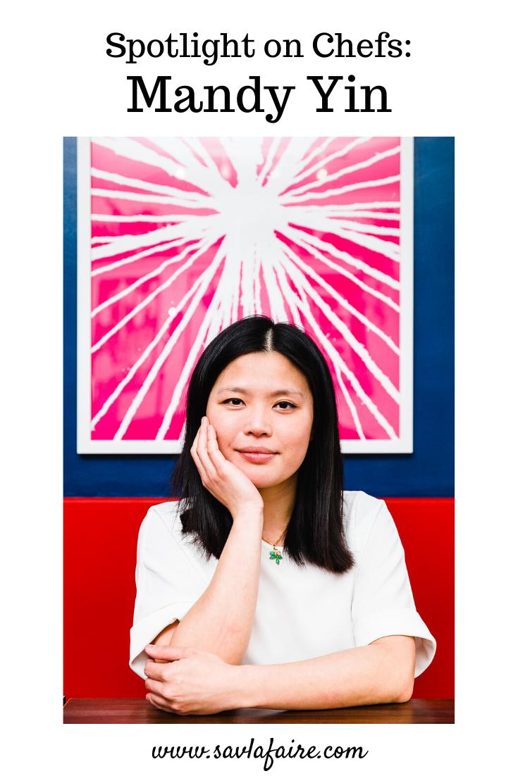 Mandy Yin Interview