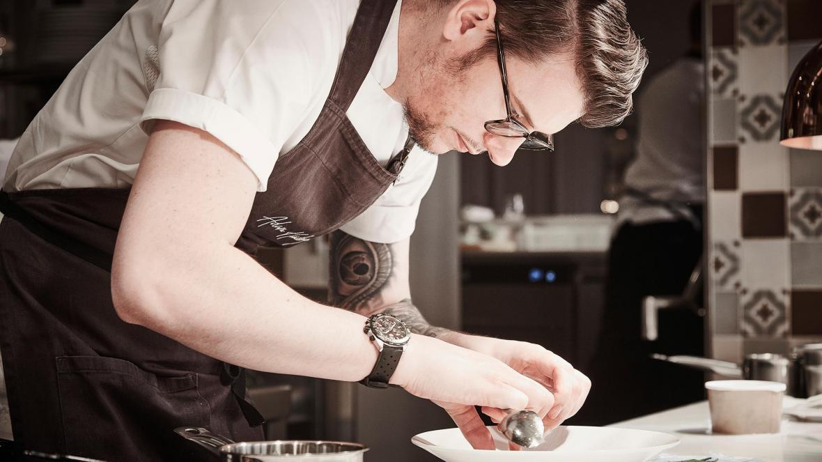 Chef Adam Handling