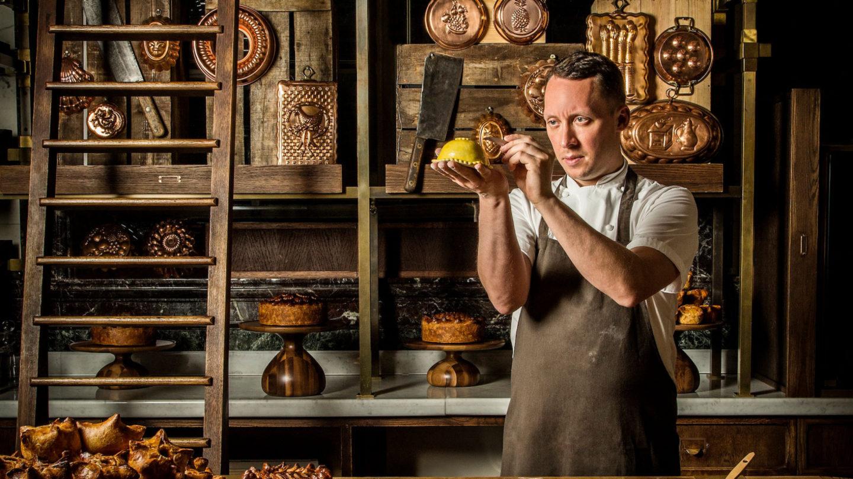 Chef Calum Franklin